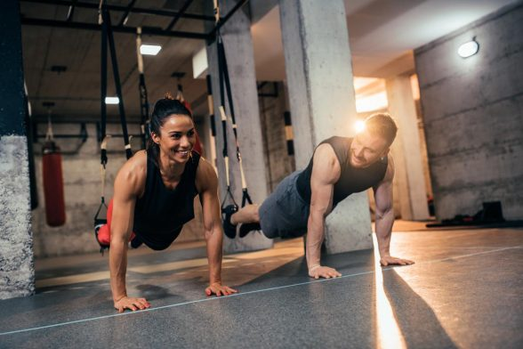 Fitness Workout and Nutrition   Get Fit with this 4-Week Plan