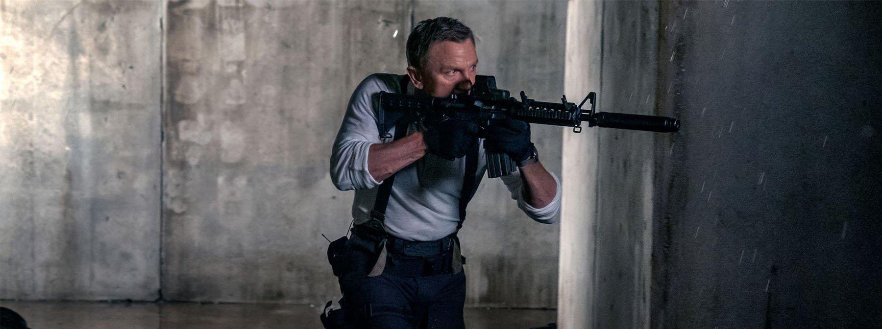 Daniel Craig's PT Reveals What It Takes To Train James Bond