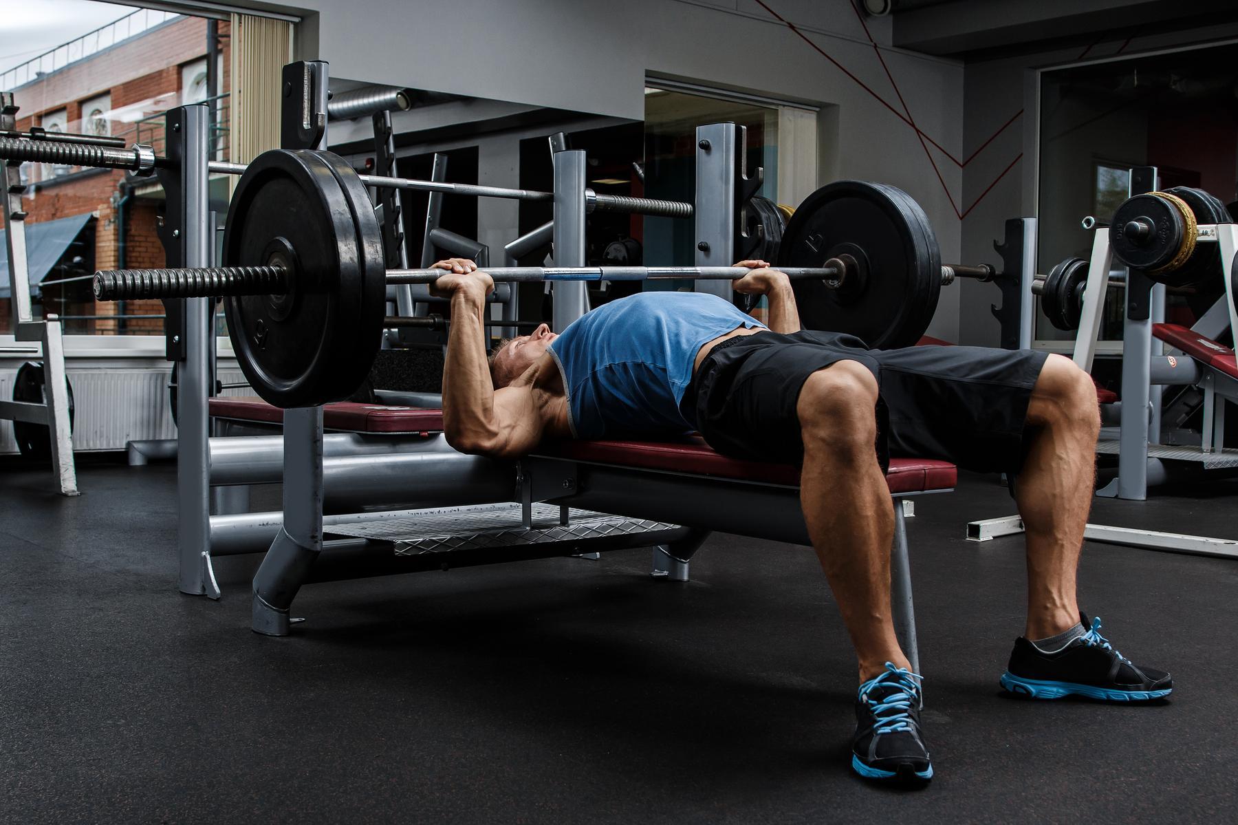 Entrenamiento para principiantes | Pecho, tríceps y hombros