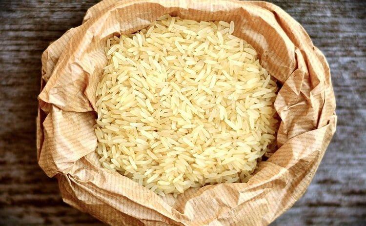 Dieta arroz blanco o integral