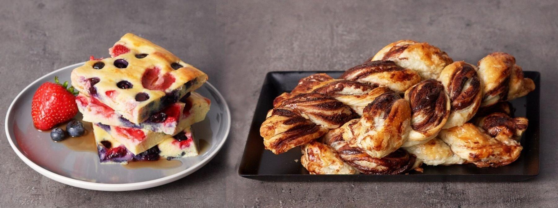 Ideas de desayunos para el Día de San Valentín
