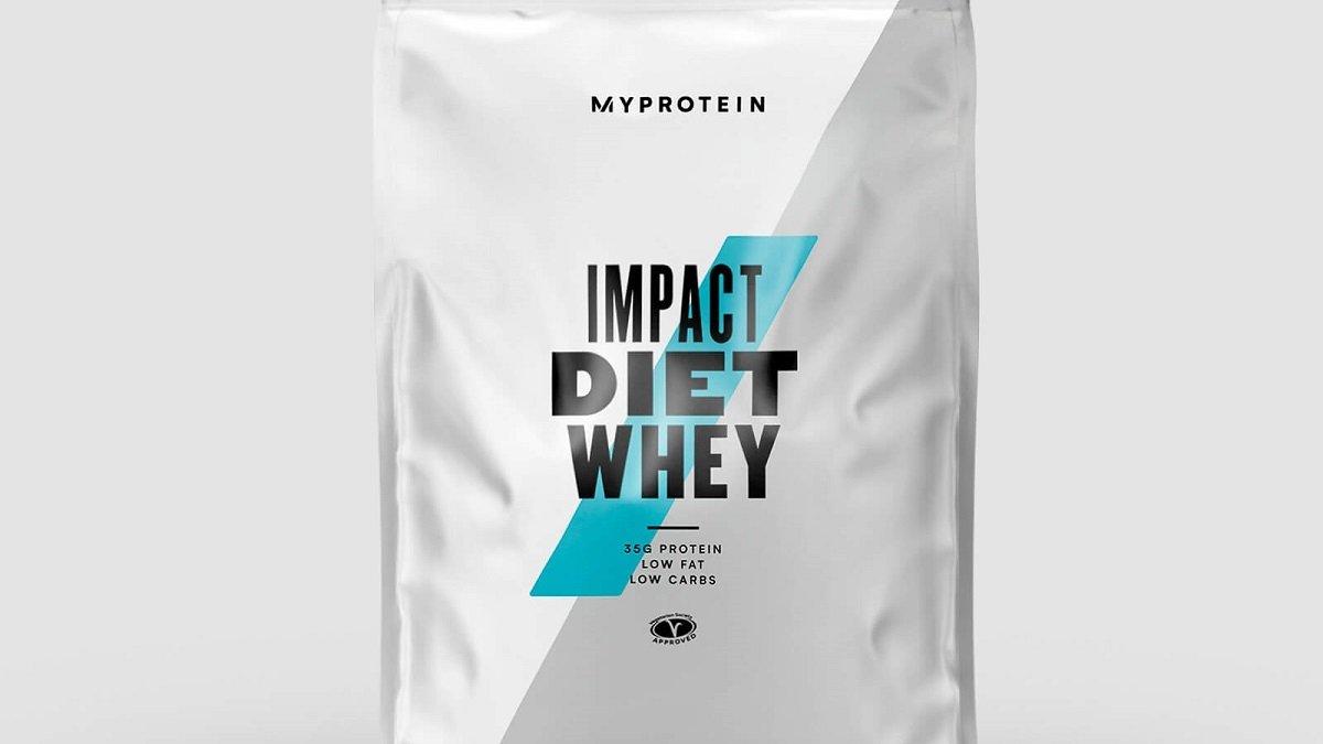 ¿Cómo tomar Impact Diet Whey?