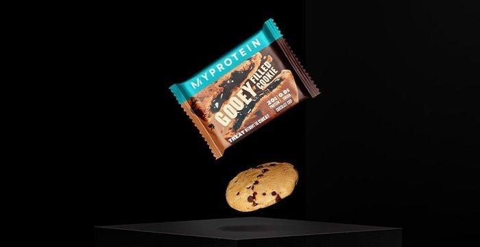 Cookie Proteica Rellena