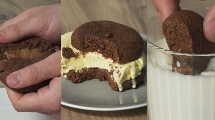 Cookie Proteica Rellena | 4 deliciosas formas de disfrutarlas