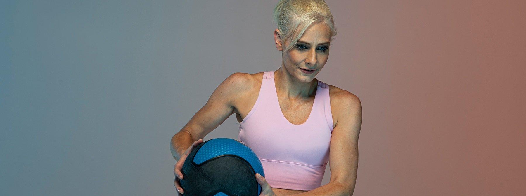 Encontró el fitness después de ser madre | La historia de Naomi | 8 millones de clientes