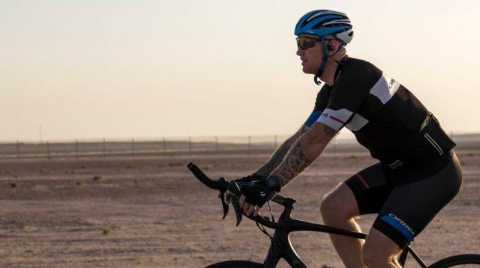 Dean Stott | Pasó de una dura lesión a batir un récord mundial