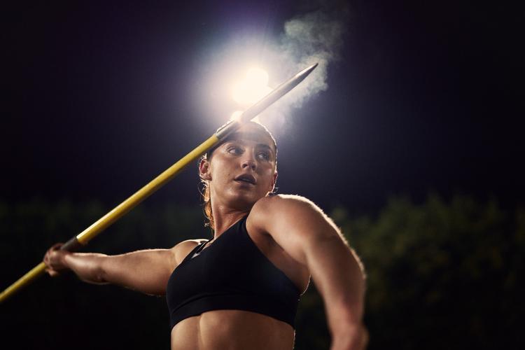 Lucy Turner y el deporte