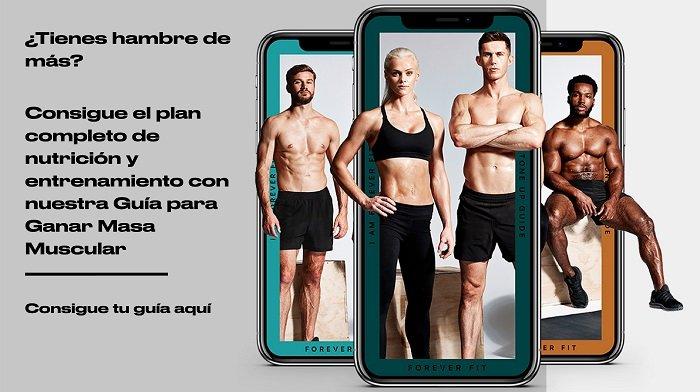 guía ganar masa muscular