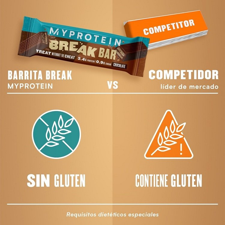 Barrita Break gluten
