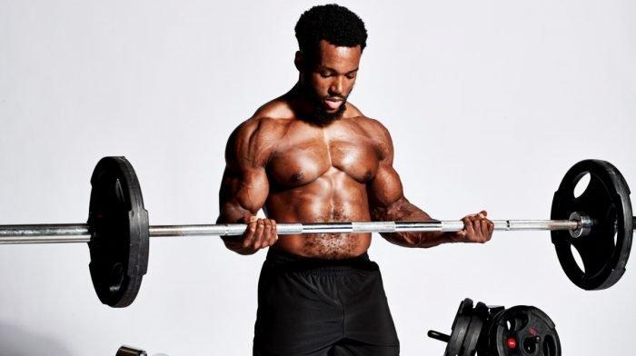 Entrenamiento de pecho y espalda para ganar masa muscular