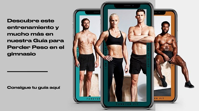 guía para perder peso forever fit