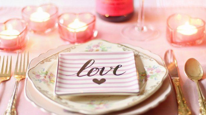 El menú saludable perfecto para el Día de San Valentín