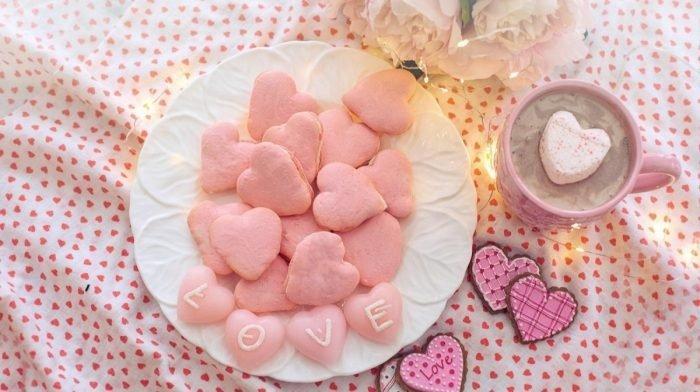 Ideas de postres saludables para el Día de San Valentín