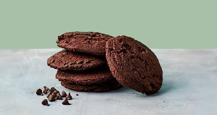 Cookie Proteica al Horno