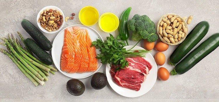 Dieta keto | Lista de alimentos permitidos en la dieta cetogénica