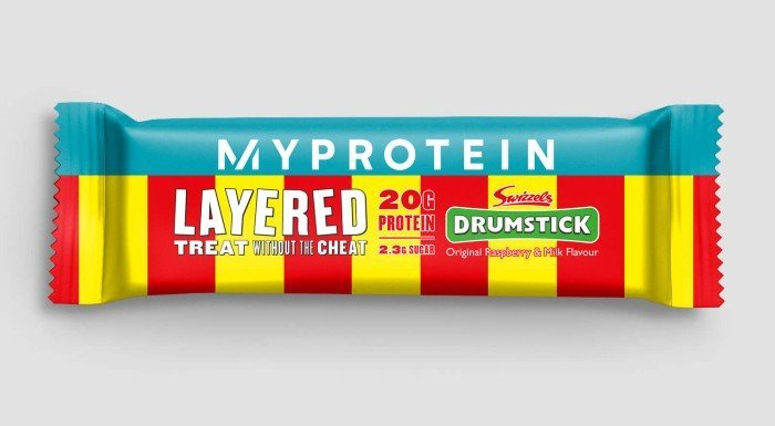 Barrita Proteica Layered Drumstick