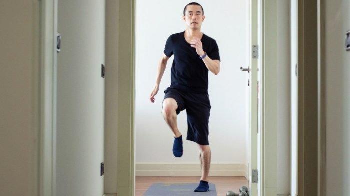 Cardio en casa | 7 ejercicios aeróbicos para acelerar el ritmo cardiaco