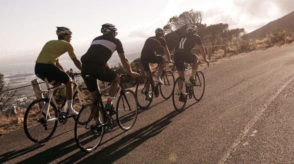 Cómo se recuperan los ciclistas del Tour de Francia