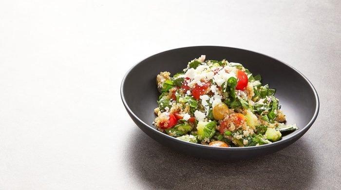3 recetas de ensaladas de verano | Meal prep saludables