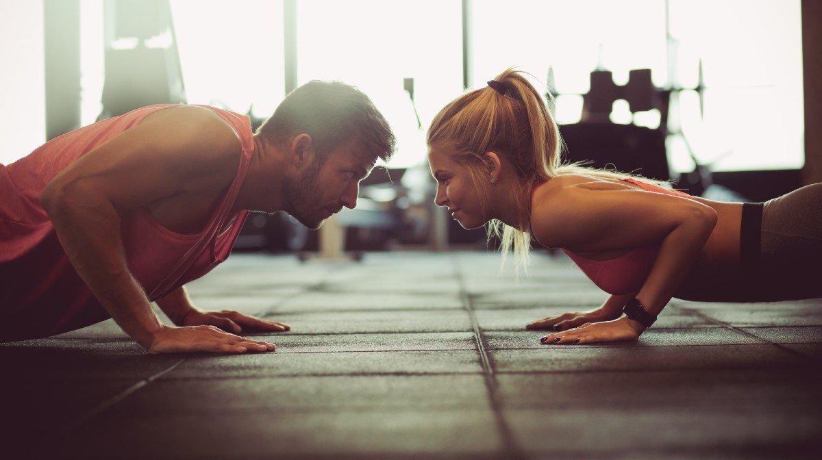¿Se puede ganar masa muscular entrenando solo con el peso corporal?
