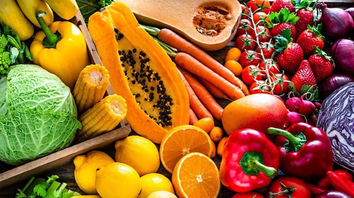 Alimentos de temporada | ¿Es mejor la comida de temporada?