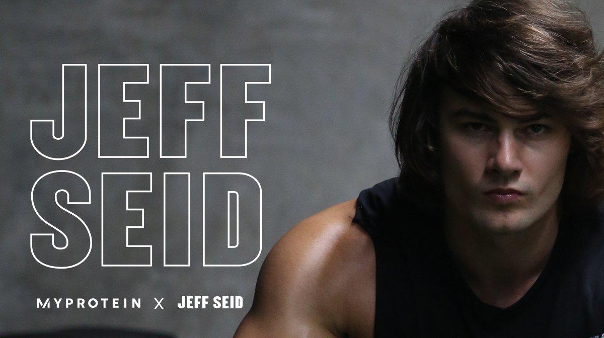 Jeff Seid | Atleta IFBB Pro y nuevo miembro del equipo Myprotein