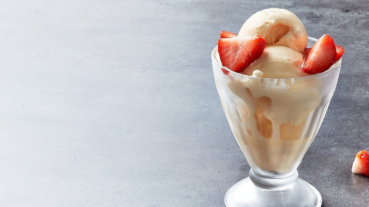 Helado Proteico sabor Crème Brulée | Sabores del mundo