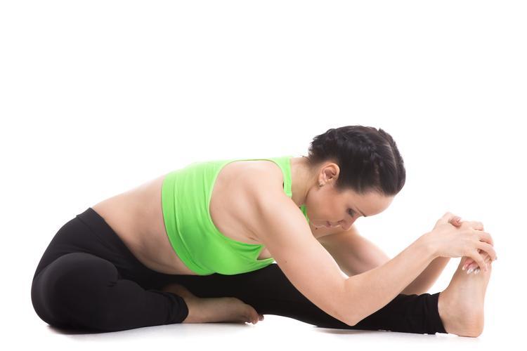 Posturas de yoga