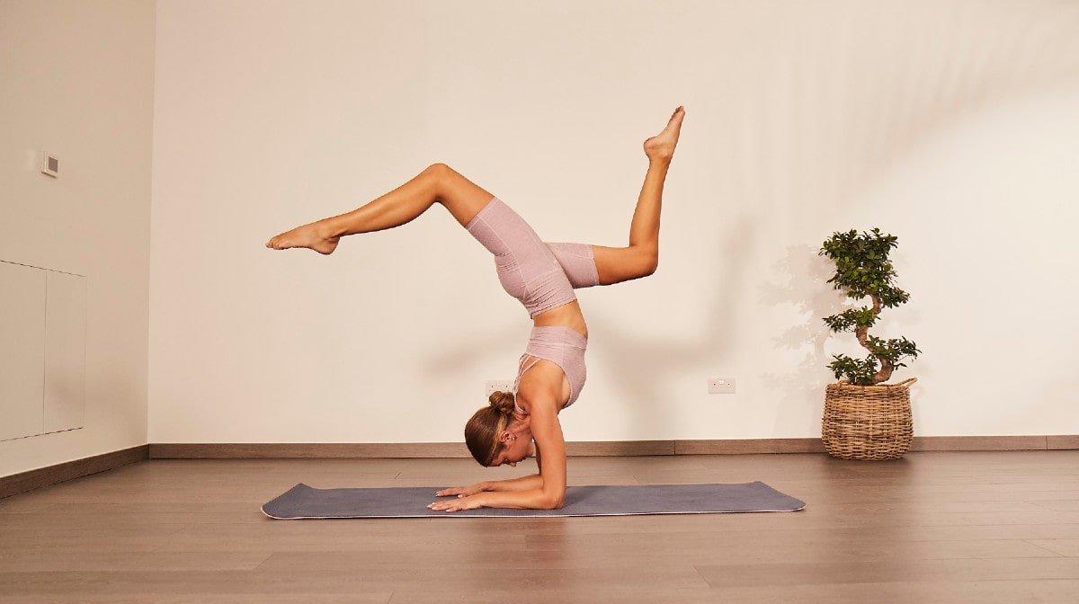 qué comer antes de hacer yoga