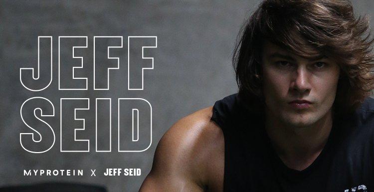 Suplementos Jeff Seid
