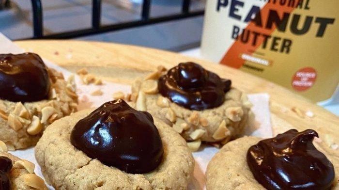 Cookies veganas con crema de chocolate | Celebramos el mes del vegano