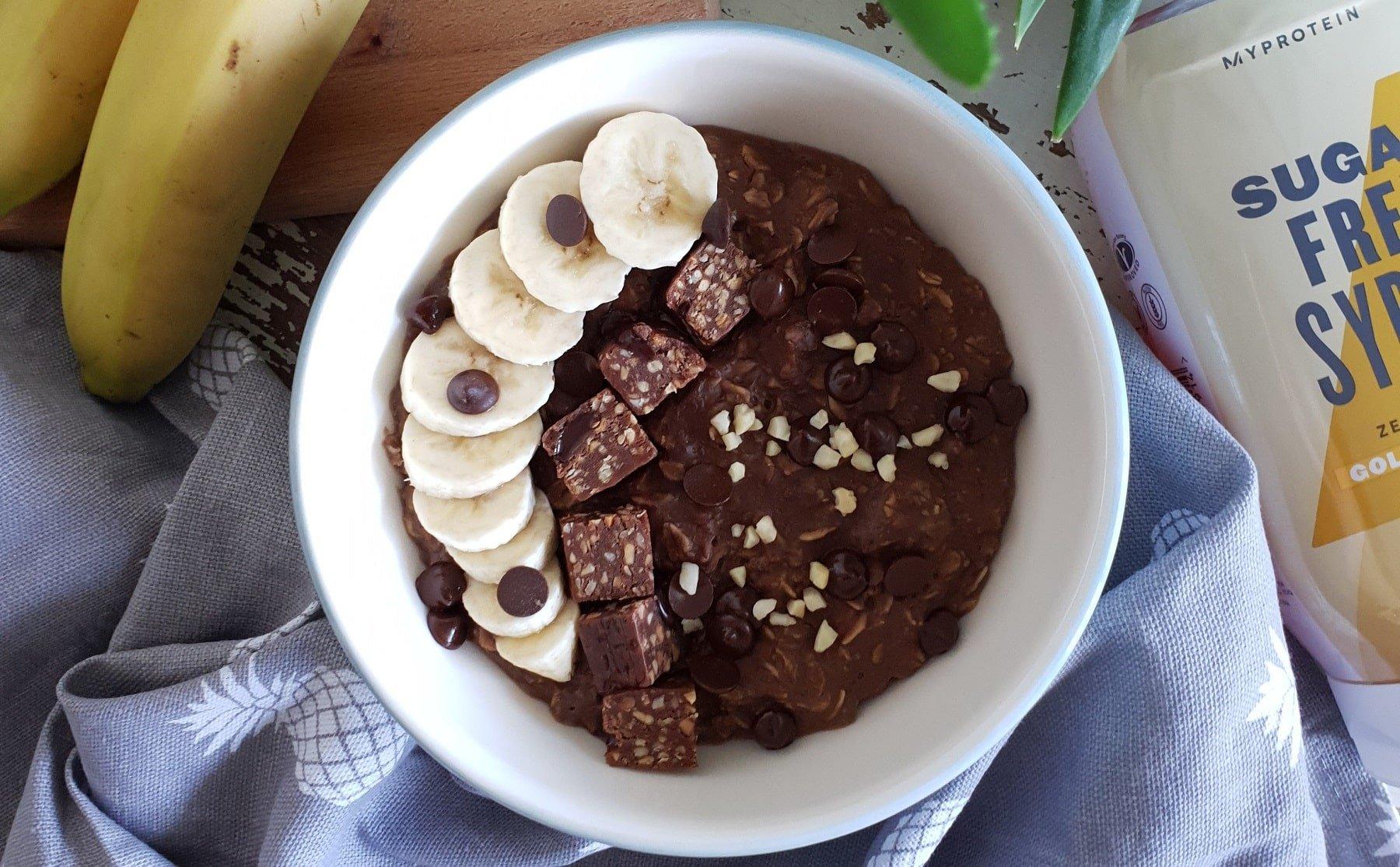 Porridge o Gachas de avena veganas | Celebramos el mes del vegano