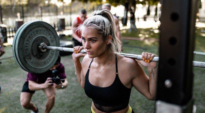 Entrenamiento de fuerza para mujeres