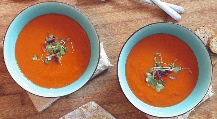 beneficios de la sopa