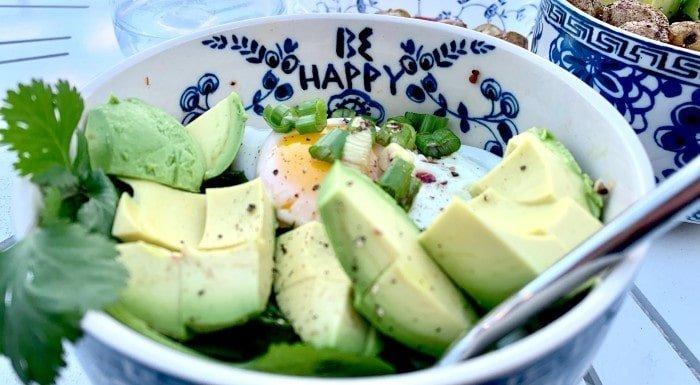 Dieta de la sopa cetogénica