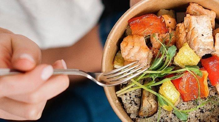 Mantén una alimentación saludable con este menú semanal saludable