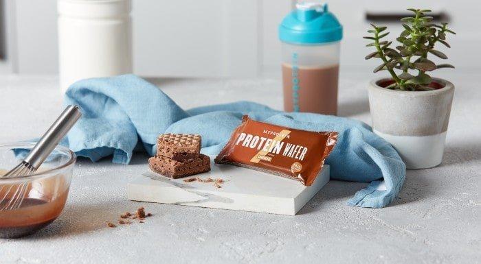Barquillo Proteico
