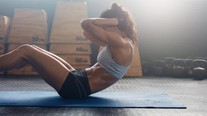 El reto de abdominales de 30 días que estabas esperando