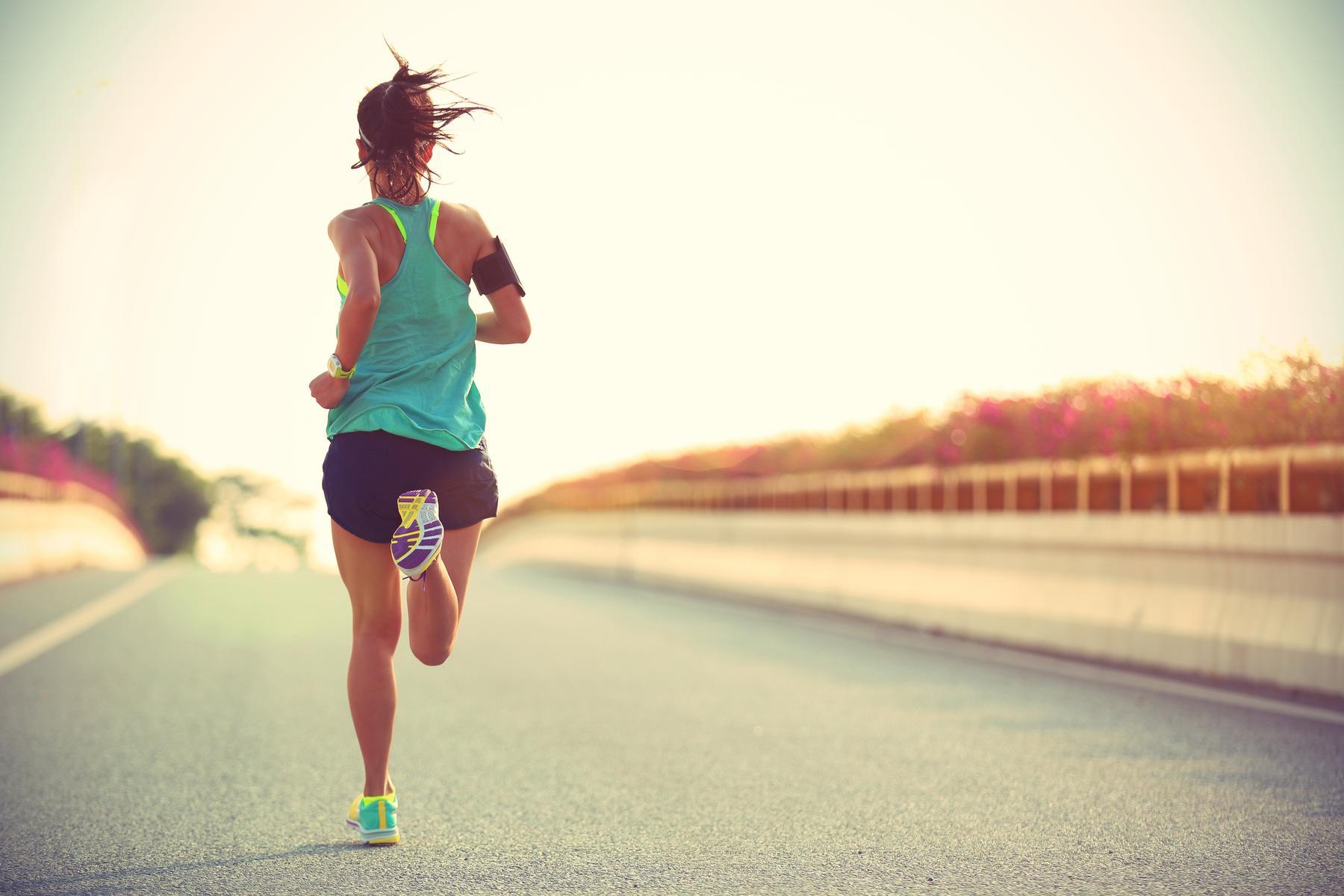 Plan de entrenamiento media maratón | Corre con Myprotein
