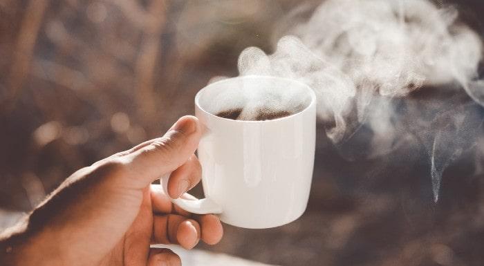 cafeína antes de entrenar