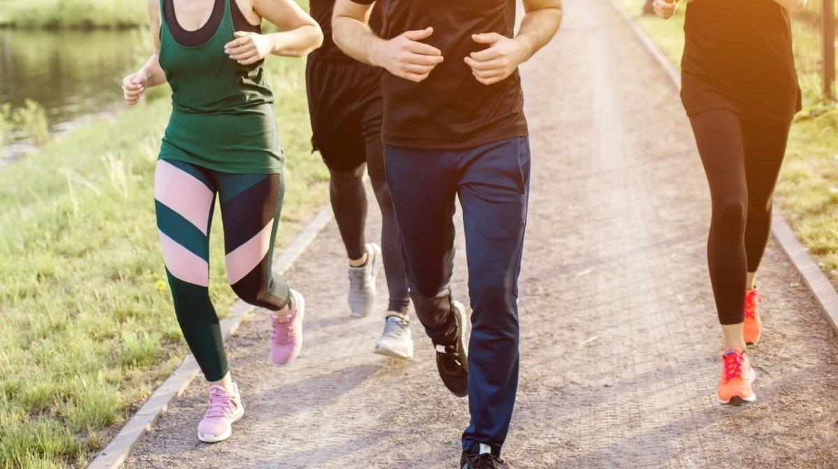 Cualquiera puede participar en la Vitality Running World Cup