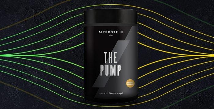 Pre workout senza caffeina : presentiamo THE Pump