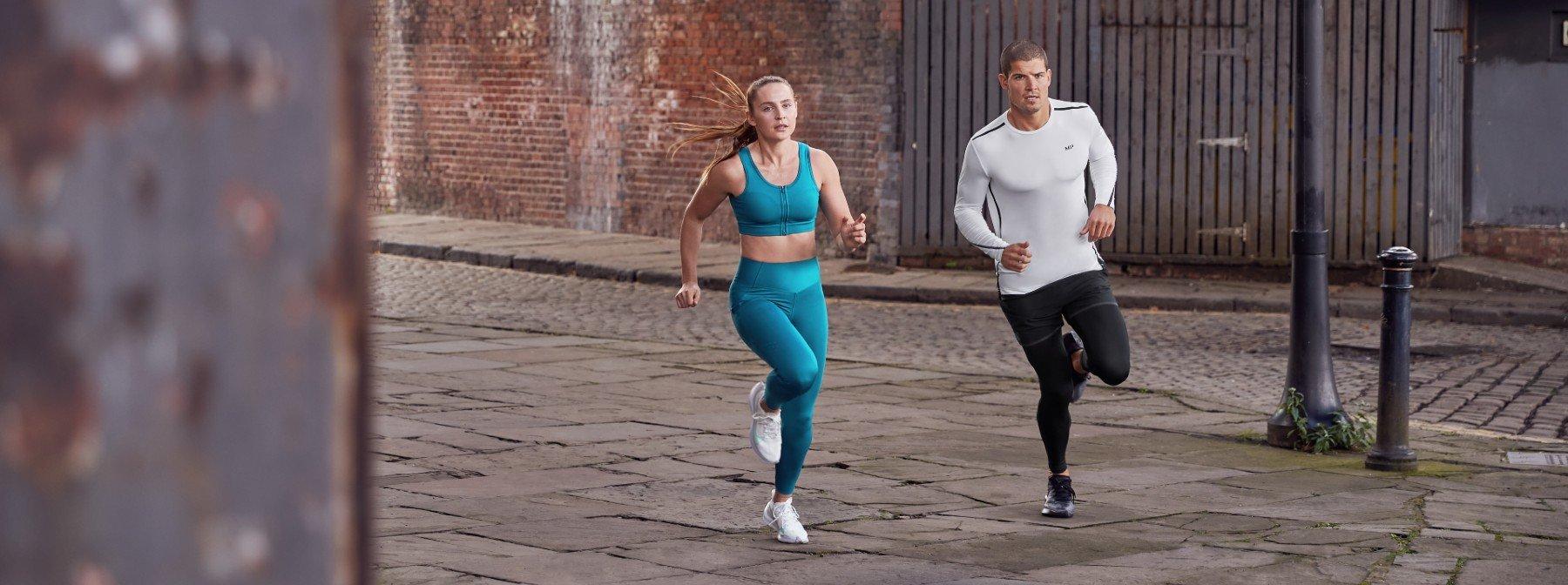 Abbigliamento Sportivo | Preparati all'autunno con Velocity