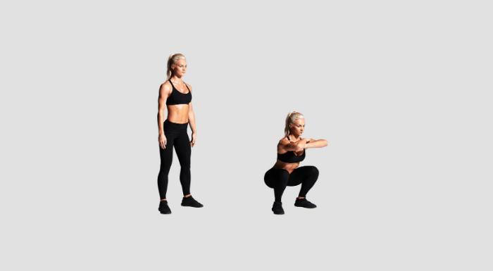 Esercizi corpo libero