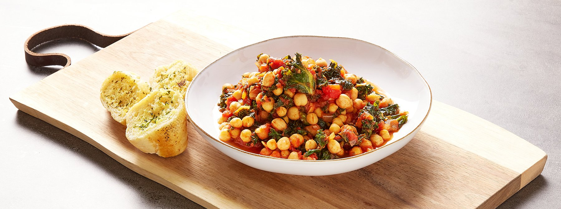 3 idee cena | Patate dolci al peperoncino, Frittata di patate e stufato di ceci