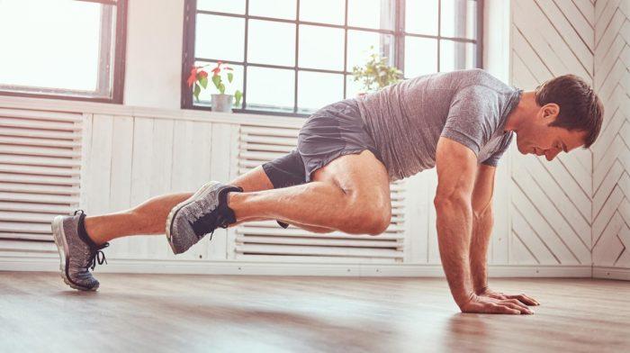 Integratori energia immediata per il tuo allenamento a casa