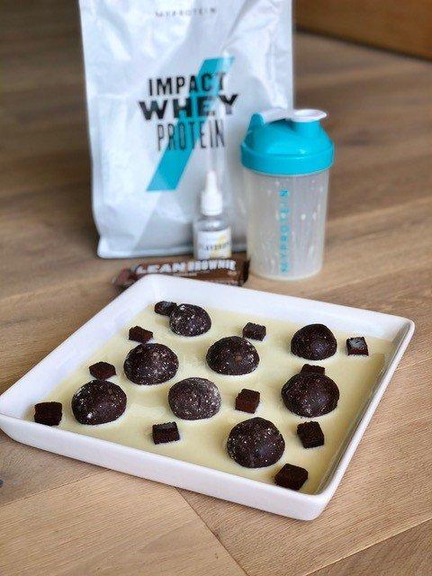 Gnocchi al cioccolato proteici