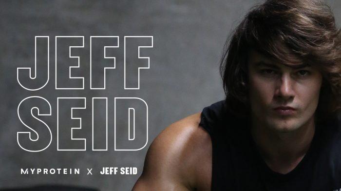 Jeff Seid | La sua motivazione, diventare un professionista del bodybuilding naturale e entrare a far parte del team Myprotein