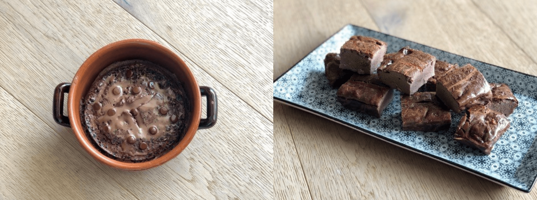 2 Ricette Brownies Proteici