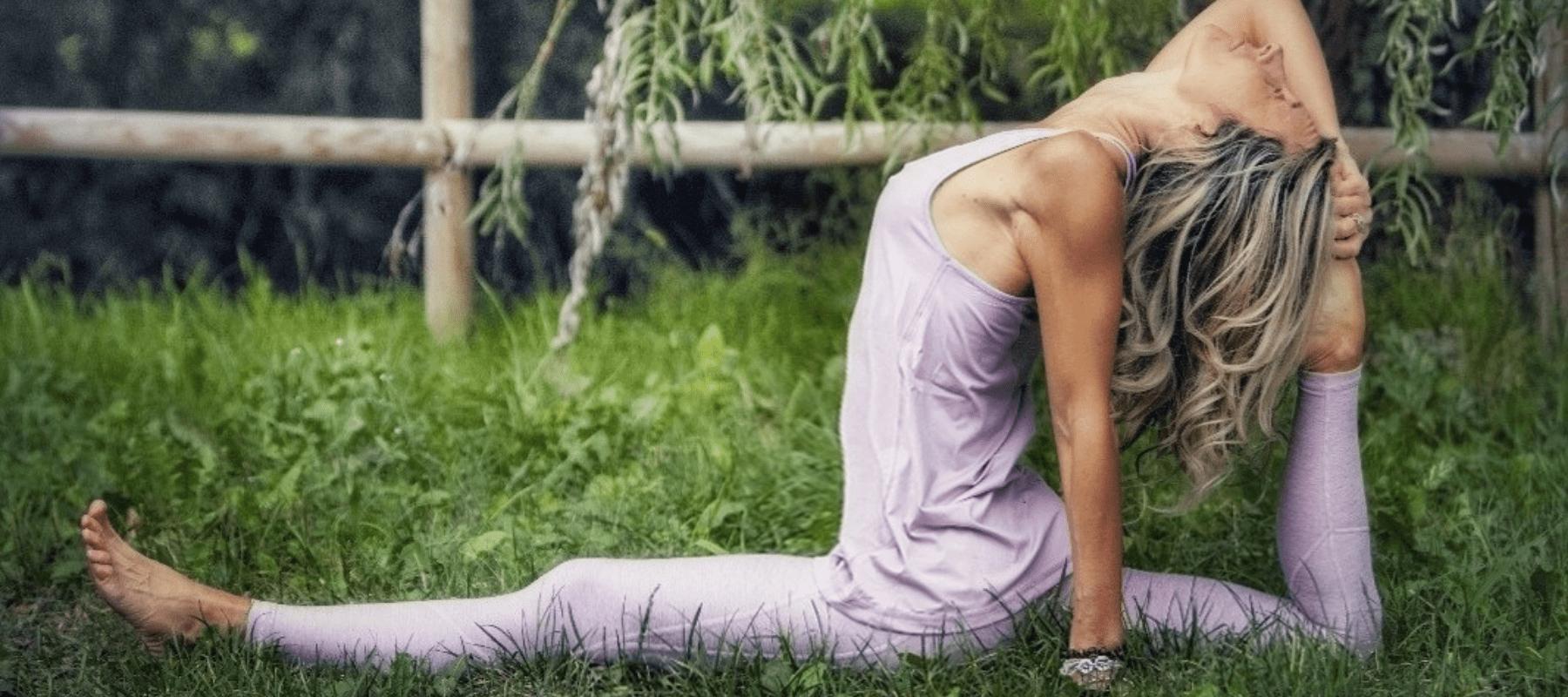 Yoga e salute: Benessere psicofisico